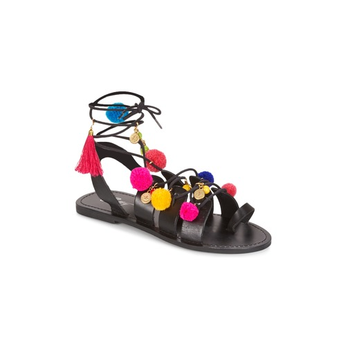 Scarpe Donna Sandali Betty London GELO Nero