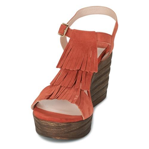 Carla Spiral Sandali 4500 Arancio Scarpe Consegna Gratuita Donna roeWxCBdQ