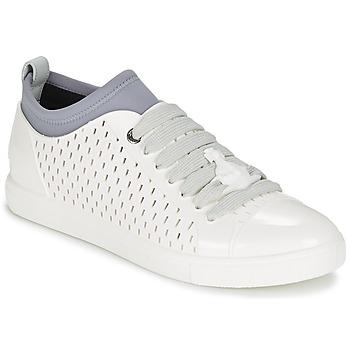 Scarpe Uomo Sneakers basse Vivienne Westwood ORB ENAMELLED SNKER Bianco