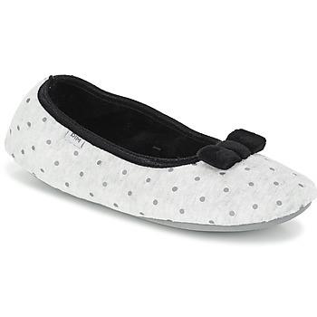 Scarpe Donna Pantofole DIM D FEERIDE Grigio / Nero