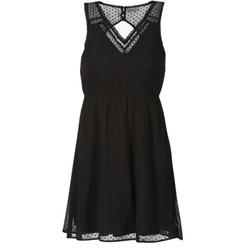 Abbigliamento Donna Abiti corti Vero Moda BIANCA Nero
