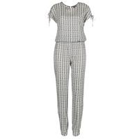 Abbigliamento Donna Tuta jumpsuit / Salopette Vero Moda NOW Bianco / Nero