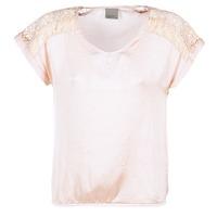 Abbigliamento Donna Top / Blusa Vero Moda SATINI Rosa