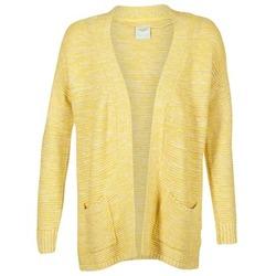 Abbigliamento Donna Gilet / Cardigan Vero Moda GERDA Giallo