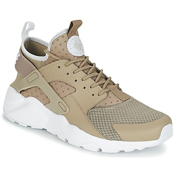 Scarpe Uomo Sneakers basse Nike AIR HUARACHE RUN ULTRA KAKI