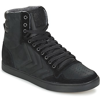 Scarpe Sneakers alte Hummel TEN STAR MONO OILED IG BLACK / BLACK