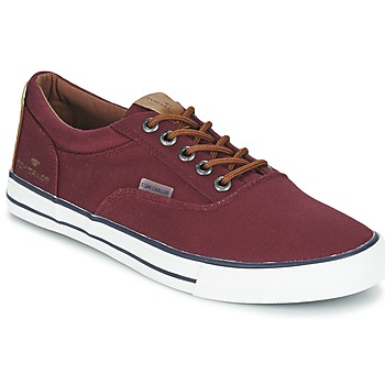 Scarpe Uomo Sneakers basse Tom Tailor EXIBOU Bordeaux