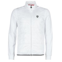 Abbigliamento Uomo Giubbotti Emporio Armani EA7 GREEN CLUB Bianco