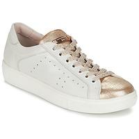 Scarpe Donna Sneakers basse Tosca Blu  Bianco / Oro