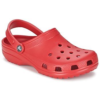 Scarpe Zoccoli Crocs CLASSIC Rosso