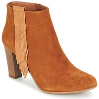 Scarpe Donna Stivaletti Betty London GAMI Camel