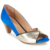 Scarpe Donna Décolleté Betty London GABYN Blu / Oro