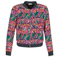 Abbigliamento Donna Giacche / Blazer Noisy May JUNGLE Multicolore