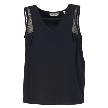 Abbigliamento Donna Top / T-shirt senza maniche Naf Naf OPIPA Nero