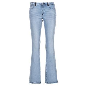 Abbigliamento Donna Jeans bootcut Naf Naf GALY Blu / CLAIR