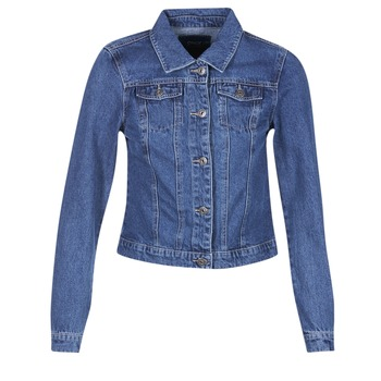 Abbigliamento Donna Giacche in jeans Only DARCY Blu / MEDIUM
