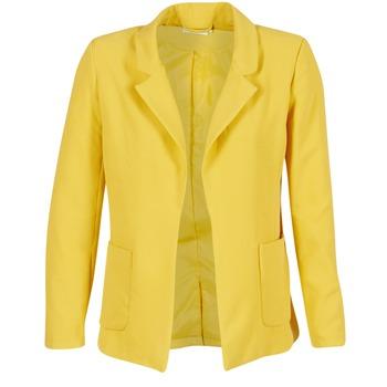 Abbigliamento Donna Giacche / Blazer Only DUBLIN Giallo