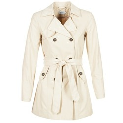Abbigliamento Donna Trench Only MARIA LONG Beige