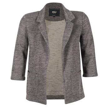 Abbigliamento Donna Giacche / Blazer Only CAROLINE Grigio