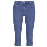 Abbigliamento Donna Pinocchietto Only RAIN KNICKERS Blu / Medium