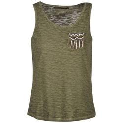 Abbigliamento Donna Top / T-shirt senza maniche Only VIOLA KAKI