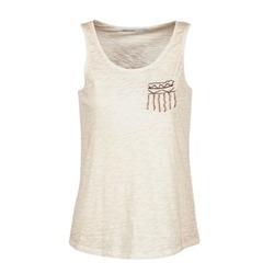 Abbigliamento Donna Top / T-shirt senza maniche Only VIOLA Beige