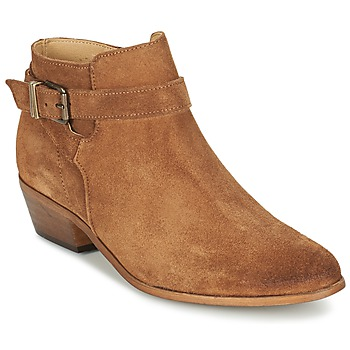 Scarpe Donna Tronchetti Betty London GAFFA CAMEL