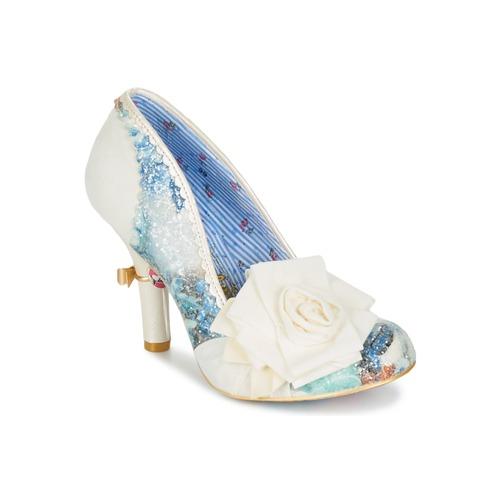 Irregular Choice WASHINGTON Bianco  Scarpe Décolleté Donna 52,50