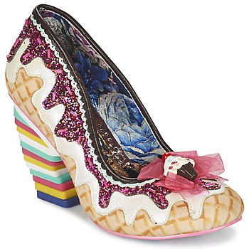 Scarpe Donna Décolleté Irregular Choice SWEET TREATS Multicolore