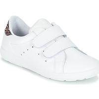 Scarpe Bambina Sneakers basse Citrouille et Compagnie GRANOU Bianco / Paillettes
