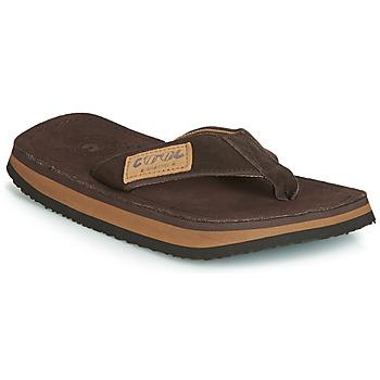 Scarpe Uomo Infradito Cool shoe 2LUXE Marrone