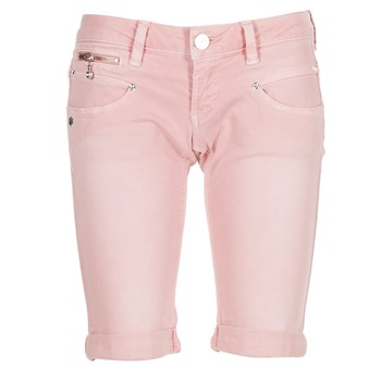 Abbigliamento Donna Shorts / Bermuda Freeman T.Porter BELIXA NEW MAGIC COLOR Rosa