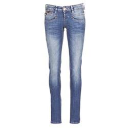 Abbigliamento Donna Jeans slim Freeman T.Porter ALEXA SLIM SDM Blu / MEDIUM