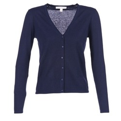 Abbigliamento Donna Gilet / Cardigan Esprit EPILARA MARINE