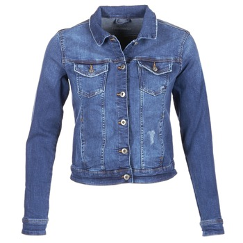 Abbigliamento Donna Giacche in jeans Esprit CROVETTA Blu / Medium