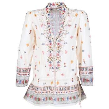 Abbigliamento Donna Tuniche Derhy DETENTE ECRU