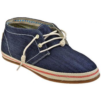 Scarpe Uomo Sneakers basse O-joo M 110 Mid Sportive basse blu