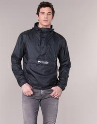 Abbigliamento Uomo giacca a vento Columbia CHALLENGER Nero