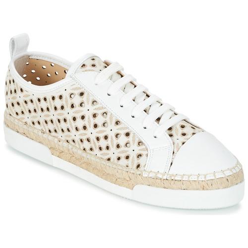 Scarpe Donna Sneakers basse Sonia Rykiel 622348 Bianco