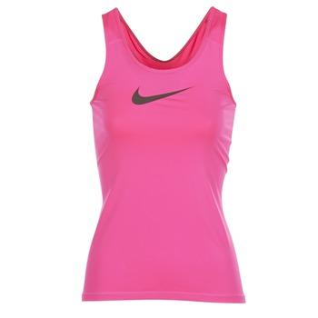 Abbigliamento Donna Top / T-shirt senza maniche Nike NIKE PRO COOL TANK Rosa