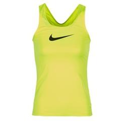 Abbigliamento Donna Top / T-shirt senza maniche Nike NIKE PRO COOL TANK Giallo