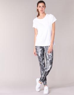 Abbigliamento Donna Leggings Nike PWR LGND TGHT PRNT Grigio / Nero