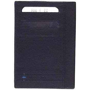 Borse Uomo Portafogli Roncato portafoglio uomo, 411055, portacarte di credito in pelle, nero 0