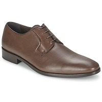 Scarpe Uomo Derby So Size HOLMES Marrone