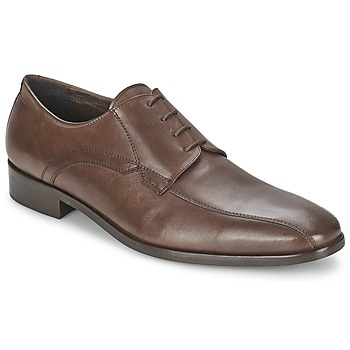 Scarpe Uomo Derby So Size CURRO Marrone