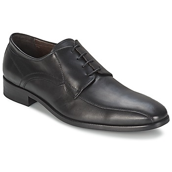 Scarpe Uomo Derby So Size CURRO Nero