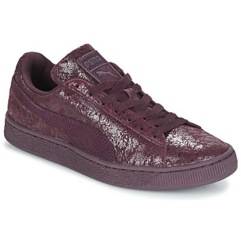 Sneakers basse Puma WNS SUEDE C REMAST.WINE