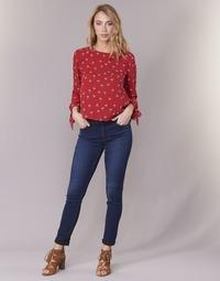 Abbigliamento Donna Jeans slim Only ULTIMATE Blu / Scuro