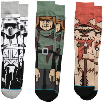 Accessori Uomo Calzini Stance Star Wars Return Of The Jedi Nero