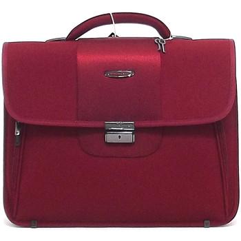 Borse Uomo Valigie rigide Roncato uomo, Easy Office 412711, poliestere 600, rosso, borsa porta pc 0